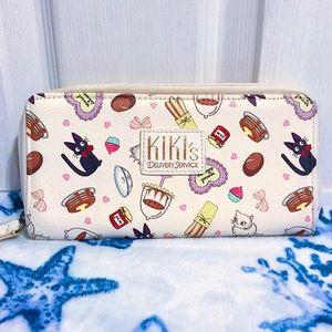 🍞 Loungefly Studio Ghibli Kiki's Bakery Wallet